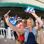 Revelers in Little Havana seek new future for Cuba after Castro's death